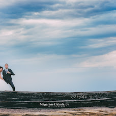 Wedding photographer Magaram Dzhafarov (Lion313). Photo of 21.01.2016