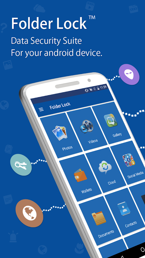 Folder Lock - Android Apps on Google Play