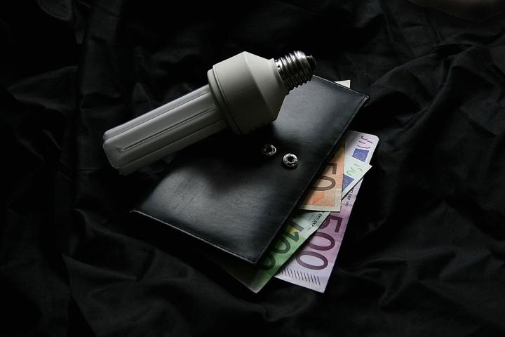 Risparmio energia...portafoglio pieno di roberto-copeta