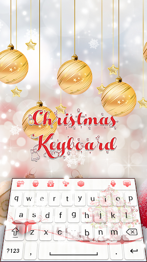 Christmas Keyboard screenshots 2
