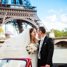 Wedding photographer Marina Keptya (PhotoParis). Photo of 28.07.2013
