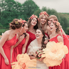 Wedding photographer Milena Filina (MilenaFilina). Photo of 24.01.2017