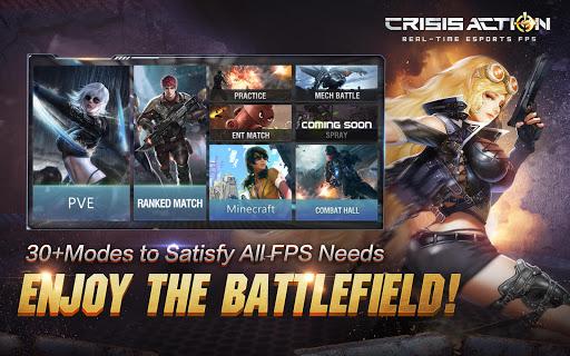 Crisis Action: NO CA NO FPS