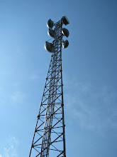 Photo: FN00WA microwave tower