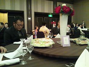 "Photo: 新婦様代表の御祝辞。 ""野田さん""ちゃーんと聞いてますか?"