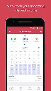Pocketbook Easy Budget Planner- screenshot thumbnail