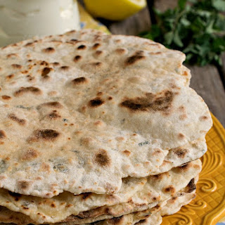 Turkish Flatbread.