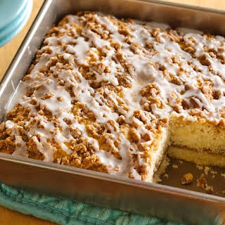 Gluten-Free Cinnamon Streusel Coffee Cake.
