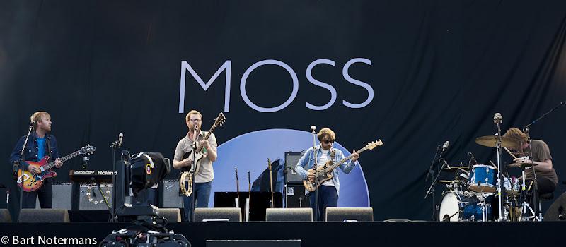 Photo: Moss op Pinkpop 2012