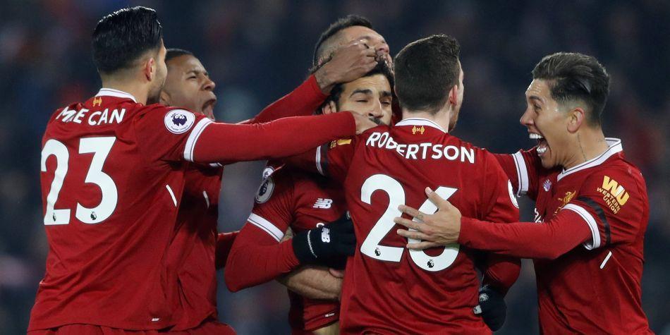 Sufrimiento merengue y un aguerrido Liverpool