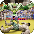 Incredible Monster Superheroes Ring Battle