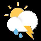 여기날씨(기상청 날씨/미세먼지/감기/천식/뇌졸중/체감) icon