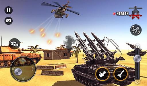Helicopter Gunship Strike Air Cavalry Pilot 1.2 screenshots 12