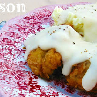 Chicken Fried Venison.