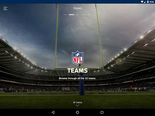 NFL Game Pass International 1.6.6 screenshots 6