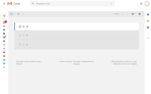 Modify Gmail CSS
