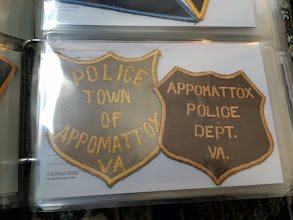 Photo: Appomattox Police (Defunct)