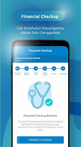 FUNDtastic - Aplikasi Keuangan Pribadi Preview 2