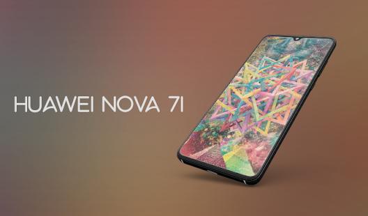 Theme for Huawei Nova 7i - التطبيقات على Google Play