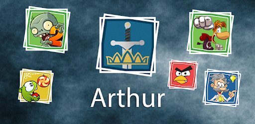 Arthur Icon Pack Apps voor Android screenshot