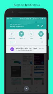 SUST App - náhled