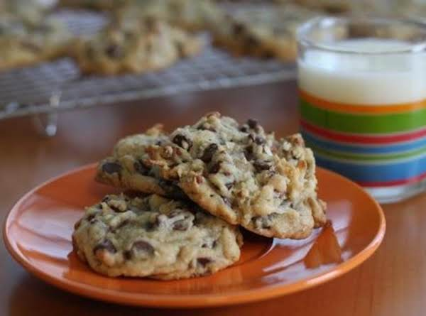 Coconut Pecan Chocolate Chip Cookies By Freda