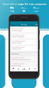 Loco2 - Train and bus ticket booking Screenshot