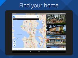 Screenshot of Zillow Real Estate & Rentals