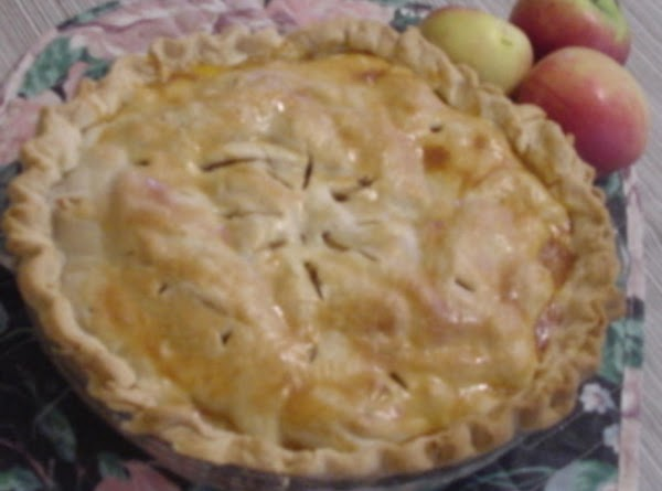 Her-best  Apple Pie Recipe