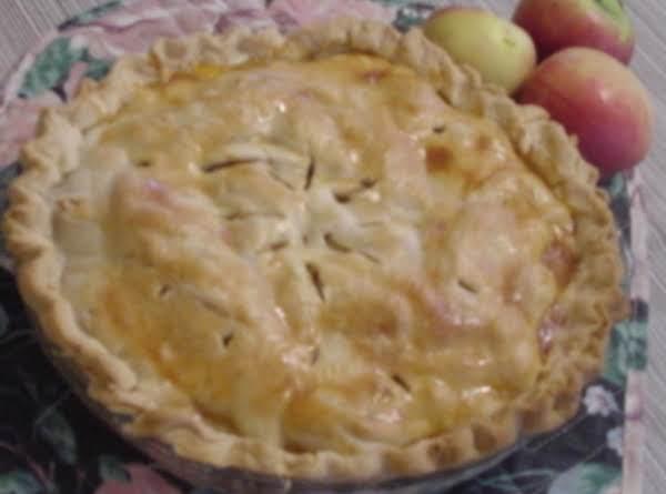 Her-best  Apple Pie Recipe