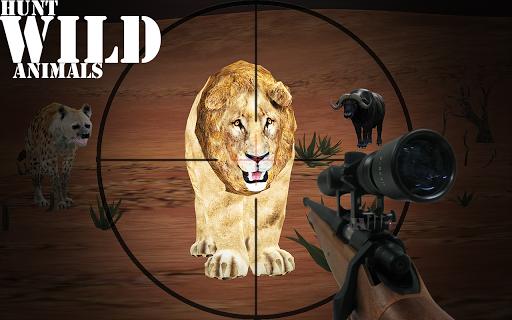 Frontier Animal Hunting: Desert Shooting 17  screenshots 2