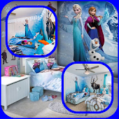 Ice Princess Bedroom Design Ideas