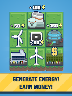 Reactor - Energy Sector Tycoon. Idle Business Game- screenshot thumbnail