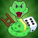 🐍 Snakes and Ladders - Free Board Games 🎲 icon