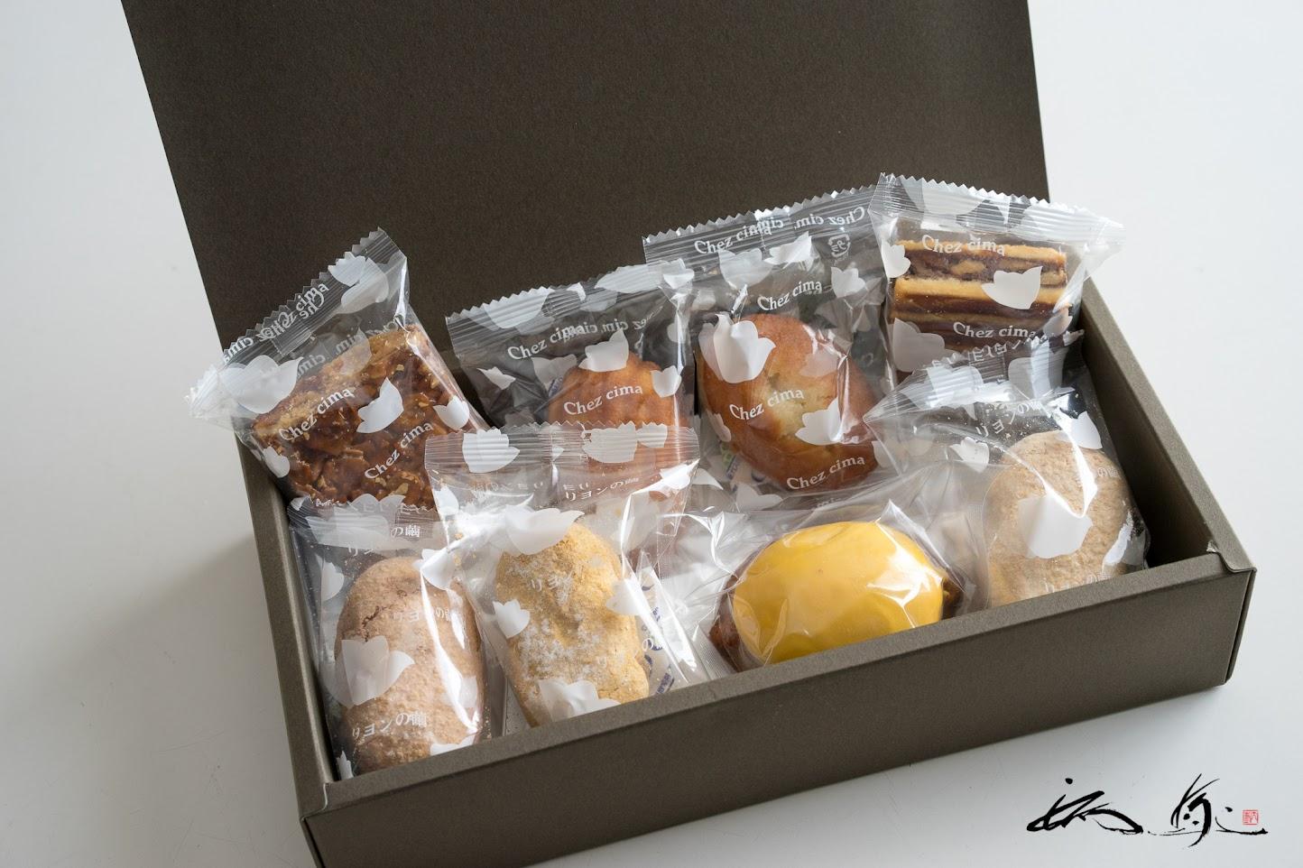 フランス菓子専門店「シェ・シーマ」