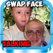 SWAP FACE TALKING