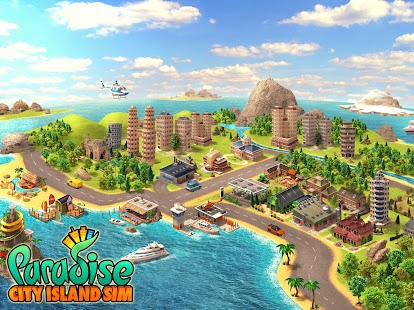 Paradise City Island Sim: Resort Bay Game Update- screenshot thumbnail