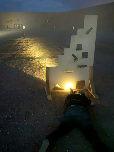 Red Rock 360 Tactical: Training in the Dark