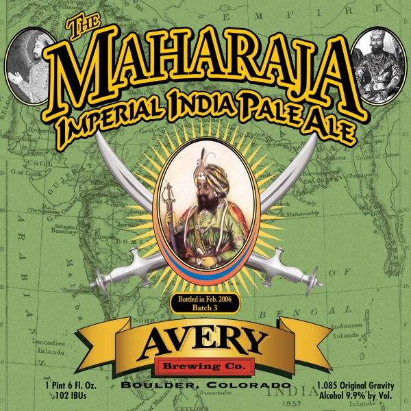 Logo of Avery The Maharaja