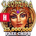 Casino Games - Cleopatra Slots icon