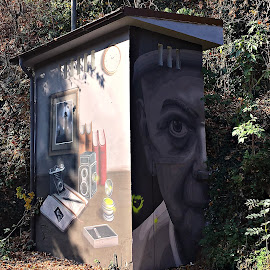 Grafitti by Dobrin Anca - Instagram & Mobile iPhone ( wish, color, street, brasov, graffiti,  )