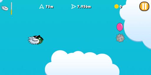 Flingshot - Upgrade the Slingshot, Fling the Ball! apkmind screenshots 5