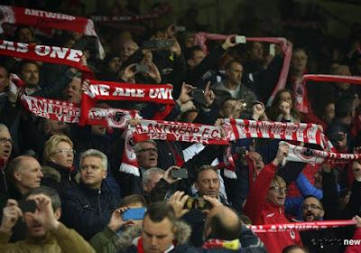 De supporters van Antwerp dromen van de Europa League