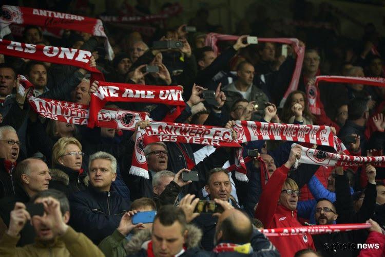 Antwerp wil Europa in: Al 16.000 toeschouwers present op de Heizel