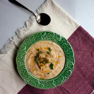 Silky Leek Soup Recipe
