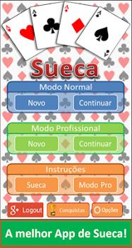 Sueca Portuguesa Jogo Cartas