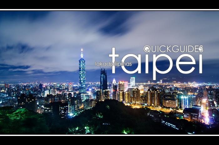 Taipei Three Day Itinerary & Budget