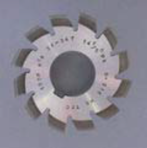 Involute gear cutter - No. 4