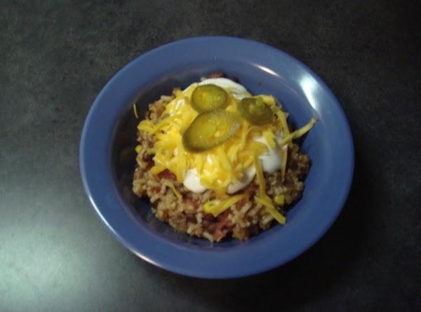 Pork Black Bean Fiesta Recipe