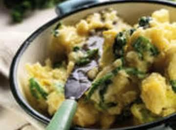 Colcannon (potato)
